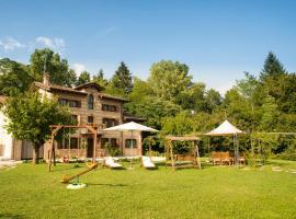 Villa Fratta, San Zenone