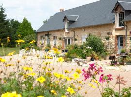 Les Châtelains, Ennordres (рядом с городом Villegenon)