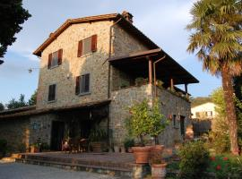 Casa Dina, Terontola