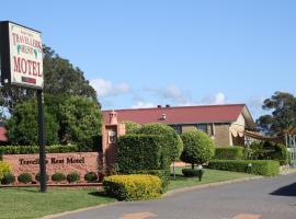 Hunter Valley Travellers Rest Motel, Cessnock (Abernethy yakınında)