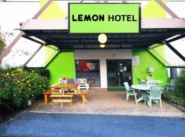 Lemon Hotel Ch Futuroscope