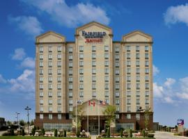 Fairfield Inn & Suites by Marriott Toronto Airport, Mississauga (Malton yakınında)