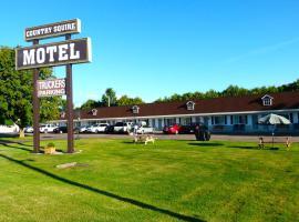 Country Squire Motel, Arnprior (Shawville yakınında)