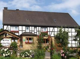 Pension Hellwig Eches, Medebach (Welleringhausen yakınında)