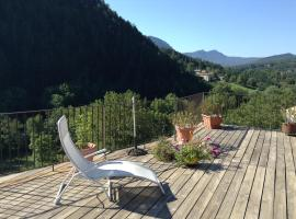 Le Fournat, Val Maravel (рядом с городом Charens)
