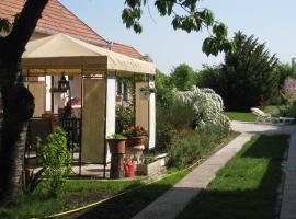 Pension Ascher, Farád (рядом с городом Bogyoszló)