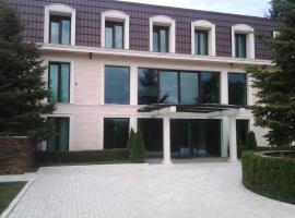 Hotel Vila Ekaterina, Vakarel (Krushovitsa yakınında)