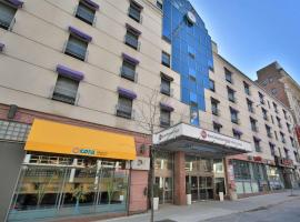 Carte Cora Europa Park.Best Western Plus Montreal Downtown Hotel Europa Montreal