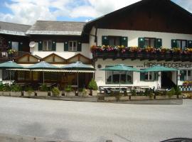 Hirscheggerhof, Hirschegg Rein