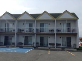 Mon Joli Motel, Sainte-Flavie (Padoue yakınında)