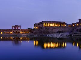 Bijolai Palace by Inde
