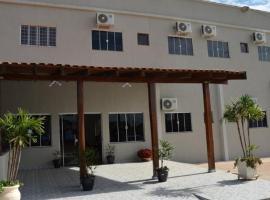 Hotel Água Branca, Jataìzinho (Congonhas yakınında)