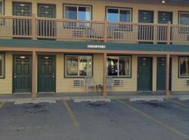 Coeur D' Alene Budget Saver Motel, Coeur d'Alene