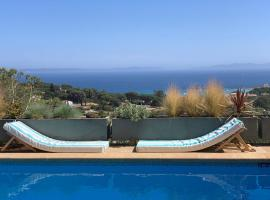 Villa Thalassa Art' B&B