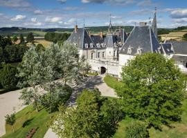 Château Sainte-Sabine, Sainte-Sabine (рядом с городом Châteauneuf)