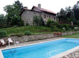 Casa de Sixto, Paderne (Betanzos yakınında)
