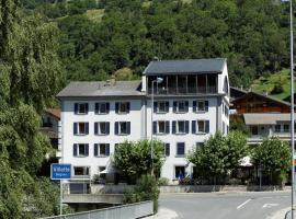 Hotel Restaurant Le Giétroz, Ле-Шабль