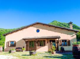 Agriturismo Pompagnano, Pompagnano (Montebibico yakınında)