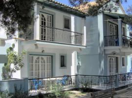 Rigos Apartments, Виталадес (рядом с городом Периволион)
