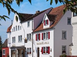 TOP Hotel Goldenes Fass, Rothenburg ob der Tauber