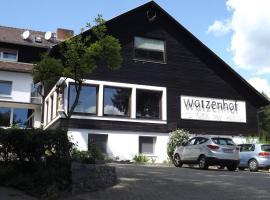 Der Watzenhof, Hemsbach