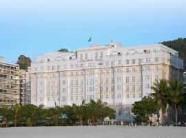 貝爾蒙德科帕卡巴納皇宮酒店