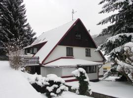 Edy Dum, Svoboda nad Úpou (Horní Maršov yakınında)