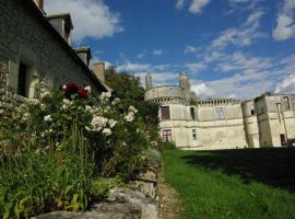 Château de Veuil, Veuil
