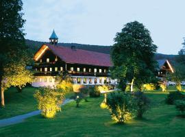 Hotel Gut Schmelmerhof, Sankt Englmar (Grandsberg yakınında)