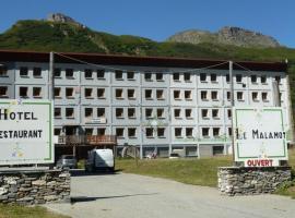 Hôtel Le Malamot