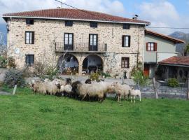 Agroturismo Uxarte, Aramaio (Ganzaga yakınında)