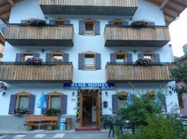 Meublè Blue House, Auronco di Kadorė