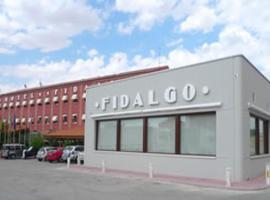 Hotel Fidalgo, Calamocha (рядом с городом Torrijo del Campo)