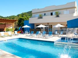 Atena Praia Hotel, Boicucanga