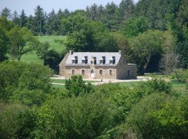 Gîte de Kerlouérien Botsorhel, Botsorhel (рядом с городом Lannéanou)