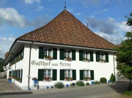 Hotel Kreuz, Holderbank (Waldenburg yakınında)