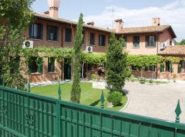 Dreon B&B and Apartments, Portogruaro (Teglio Veneto yakınında)