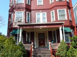 A Friendly Inn at Harvard, Cambridge