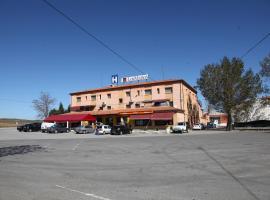 Hostal Los Maños, Albentosa (Manzanera yakınında)