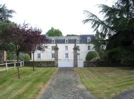 Manoir de la Thébline, Les Brouzils (рядом с городом Chavagnes-en-Paillers)