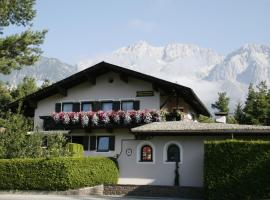 Appartement Isabella, Mieming (Obermieming yakınında)
