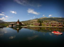 Puertolago Country Inn & Resort, Otavalo (San Rafael yakınında)