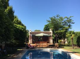 Beste ledige overnatting i Villar del Olmo – hotell i Villar ...