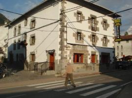 Hostal Betelu, Betelu (Azcárate yakınında)