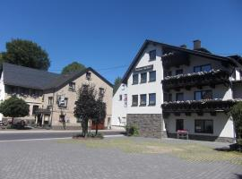 Hotel Restaurant Eifelstube, Weibern (Rieden yakınında)