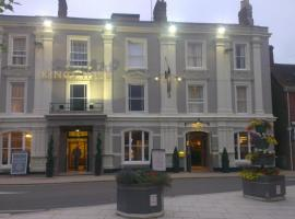 King's Head Hotel, Wimborne Minster