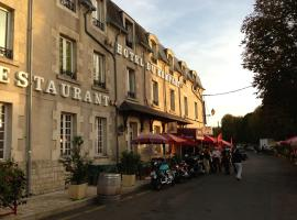 Hotel du Rempart, Сансер (рядом с городом Сент-Сатюр)