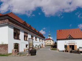 Penzion a Restaurace Vinařství Přítluky, Přítluky (Rakvice yakınında)
