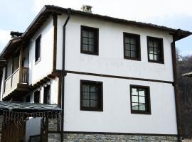 Galabova Guest House, Delchevo (Dag-Chiflik yakınında)