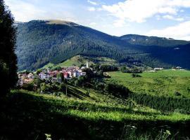 Hotel Monte Fior, Foza (Valstagna yakınında)
